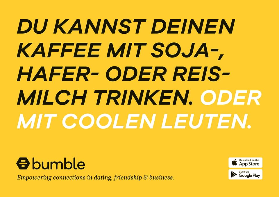 Bumble meets Berlin
