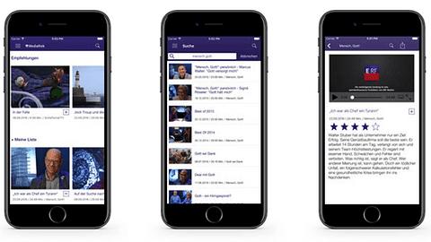 ERF-Mediathek App