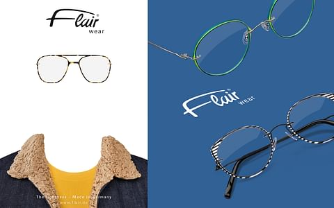 FLAIR Brillen - Kommunikationskonzept