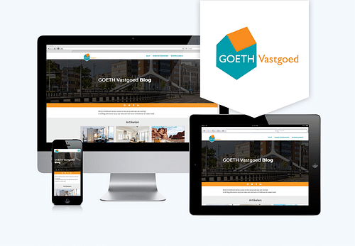 Online marketing Goeth Vastgoed - Digital Strategy