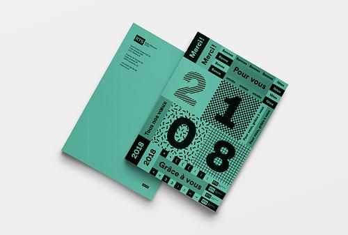 Radio Télévision Suisse - Design & graphisme