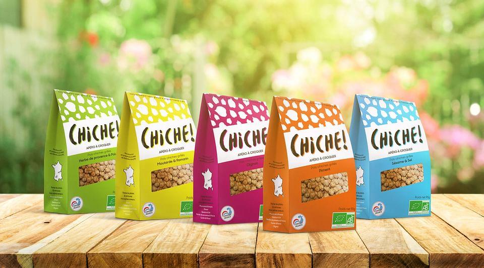 Branding et plateforme de communication Food