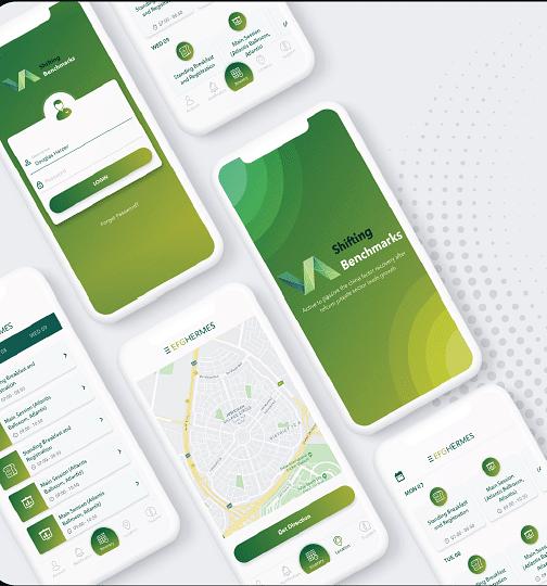 EFG Hermes Mobile app