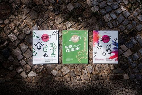 Bündnis 90/die GRÜNEN - Grafikdesign