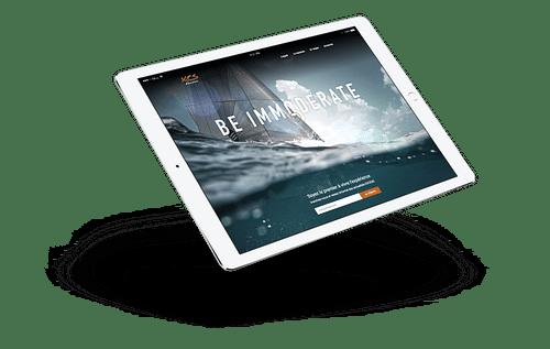 Lancer une nouvelle marque de catamarans - Stratégie digitale