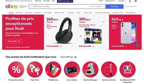 Ebay - E-commerce