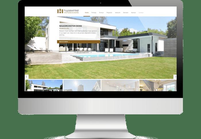 Immo website