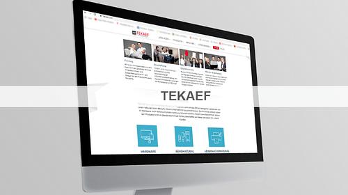 TEKAEF - Markenbildung & Positionierung
