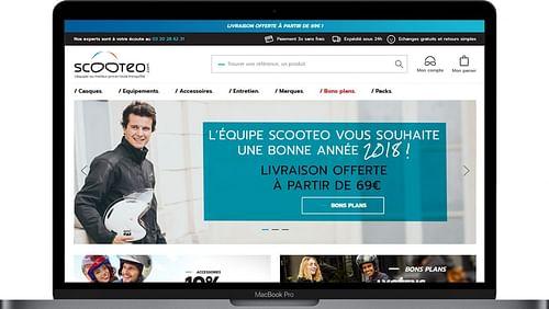 Site E-Commerce pour le groupe Tetrosyl - Création de site internet