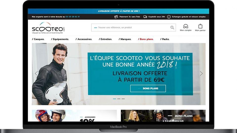 Site E-Commerce pour le groupe Tetrosyl