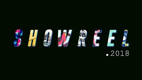 SHOWREEL 2018 - Animation