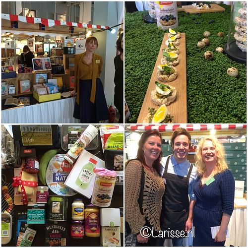 Yearly Culiperslunch - largest food media event NL - Public Relations (PR)