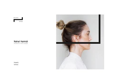 Nahal Hamidi - Website Creation