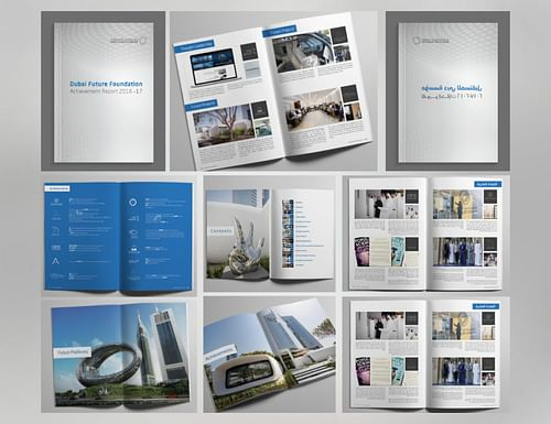 Dubai Future Foundation- Part of Dubai Government - Advertising