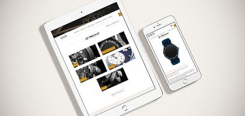 Website voor Slaets Juwelen & Horloges - Website Creatie