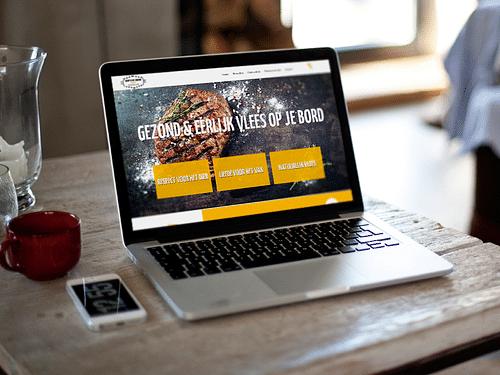 KoopVleesOnline Webshop - E-commerce