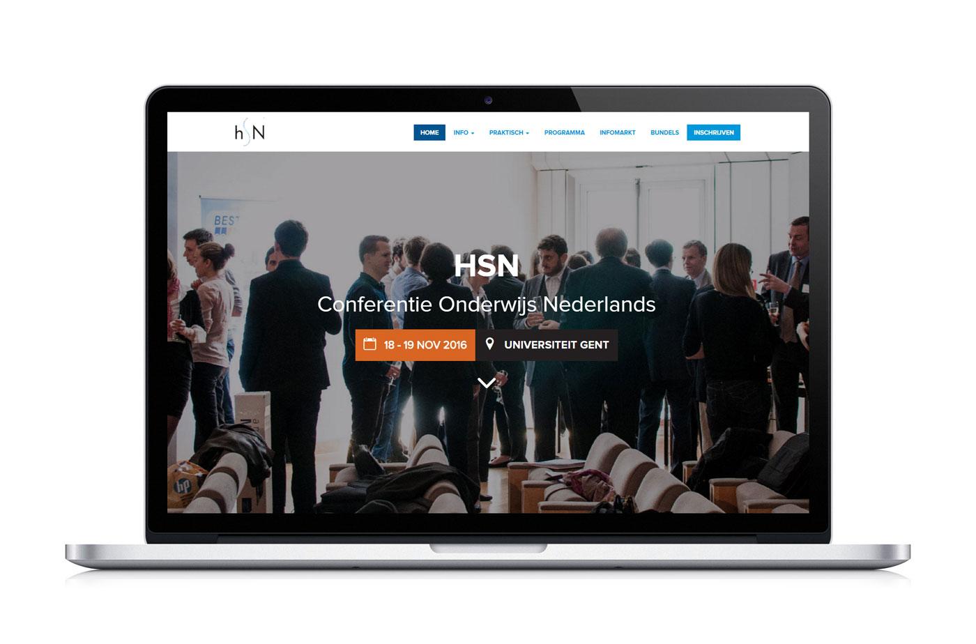 HSN conferentie Onderwijs Nederlands
