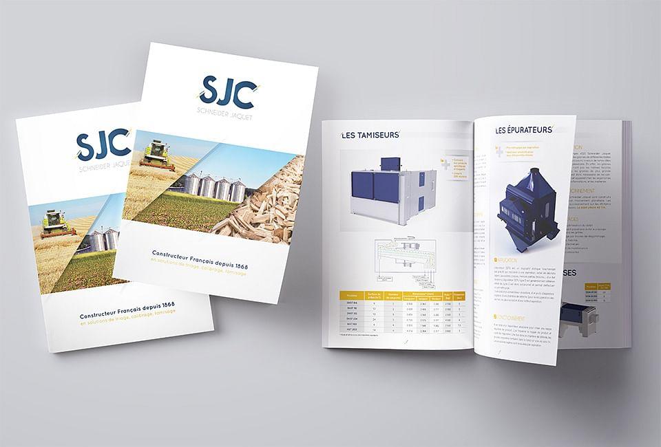 Logo & Brochure SJC