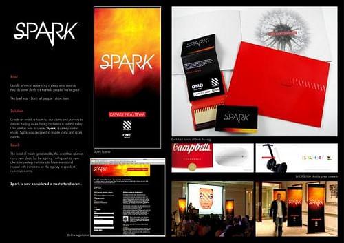 SPARK - Publicidad
