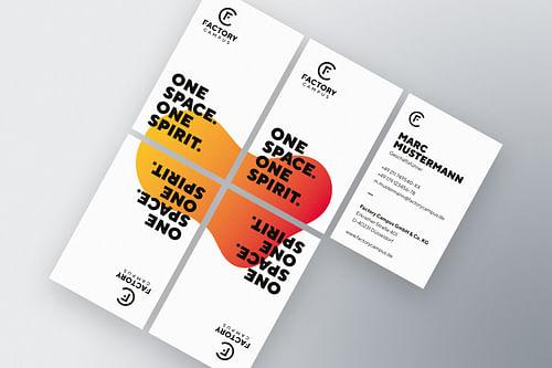 Factory Campus |Rebranding - Grafikdesign