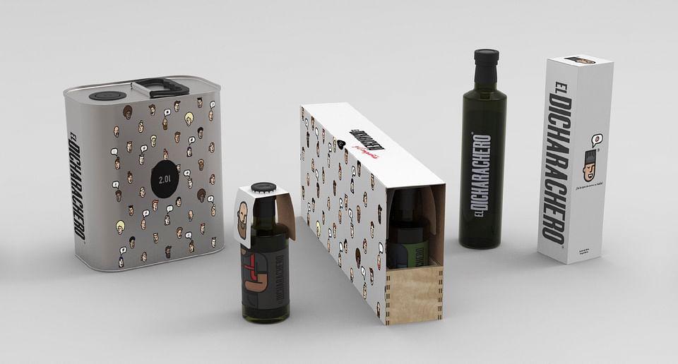 El Dicharachero - Marca, identidad y packaging