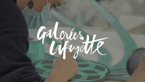 Le voyage de Noël - Galeries Lafayette - Vidéo