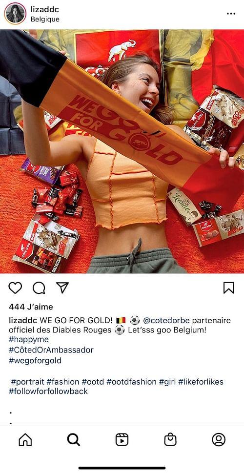 (FR) Côte d'Or - Social media