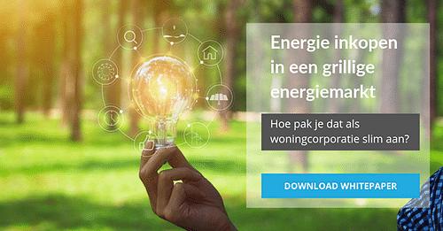Aenergie   Branding & Online marketing - Website Creatie