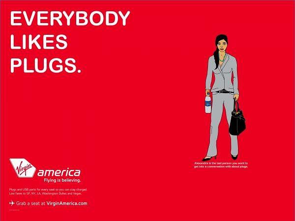 Virgin America 7