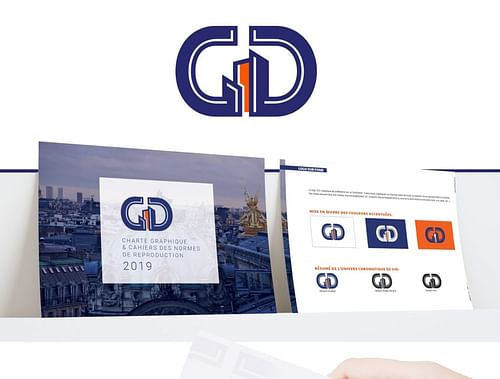GID SAS | Identité Visuelle & Site - Création de site internet
