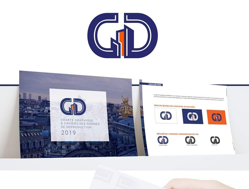 GID SAS | Identité Visuelle & Site