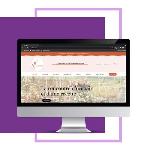 Conception et développement site web - Création de site internet