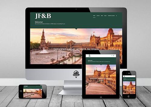 JF&B Lawyers - Creación de Sitios Web