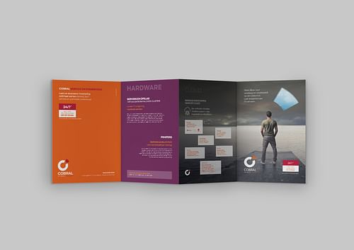 Cobral Corporate branding - Branding & Positionering