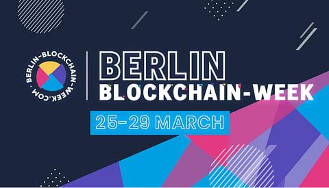 Berlin Blockchain Week