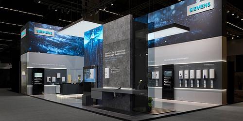 Siemens: Messeauftritt auf der ISH - Motion-Design