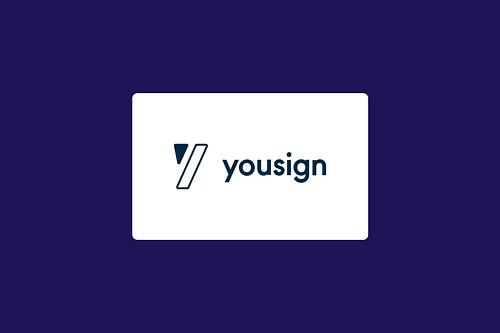Campagnes d' acquisition pour Yousign - Publicité en ligne