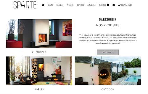 Site web et e-commerce - Création de site internet