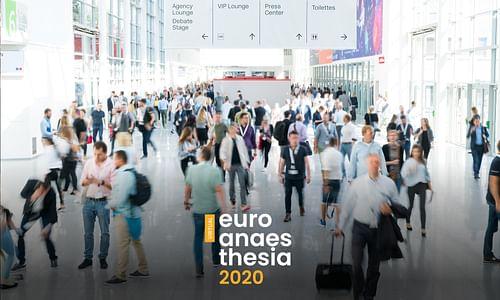 🧑🏽⚕️ #EA20: Euroanaesthesia2020 - Image de marque & branding