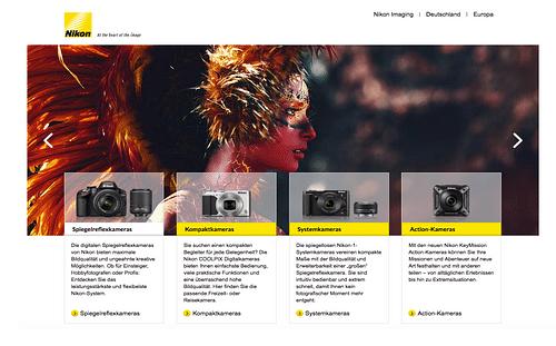 Nikon - Nikon Highlights - Werbung