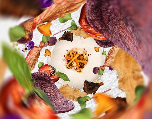 Restaurant - La Figoule - Image de marque & branding