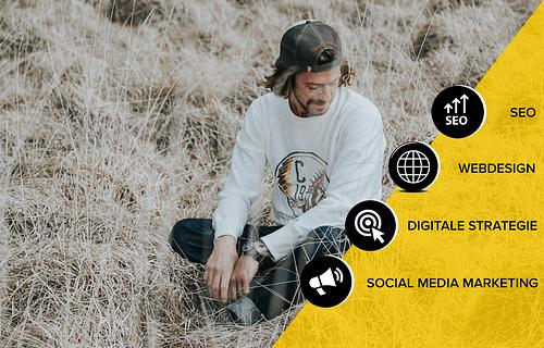 Webdesign - SEO - Full marketing - Website Creatie