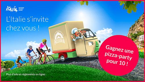 Italia Land of Cycling - Stratégie digitale