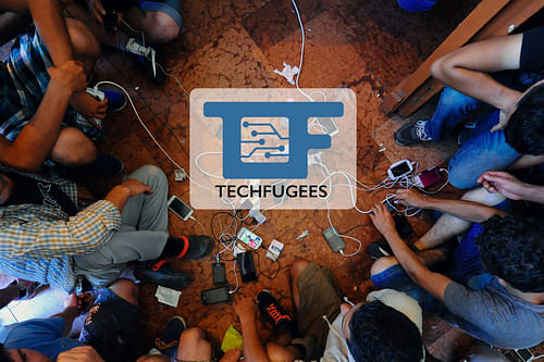 Content, strategy and training for Techfugees - Content Strategy
