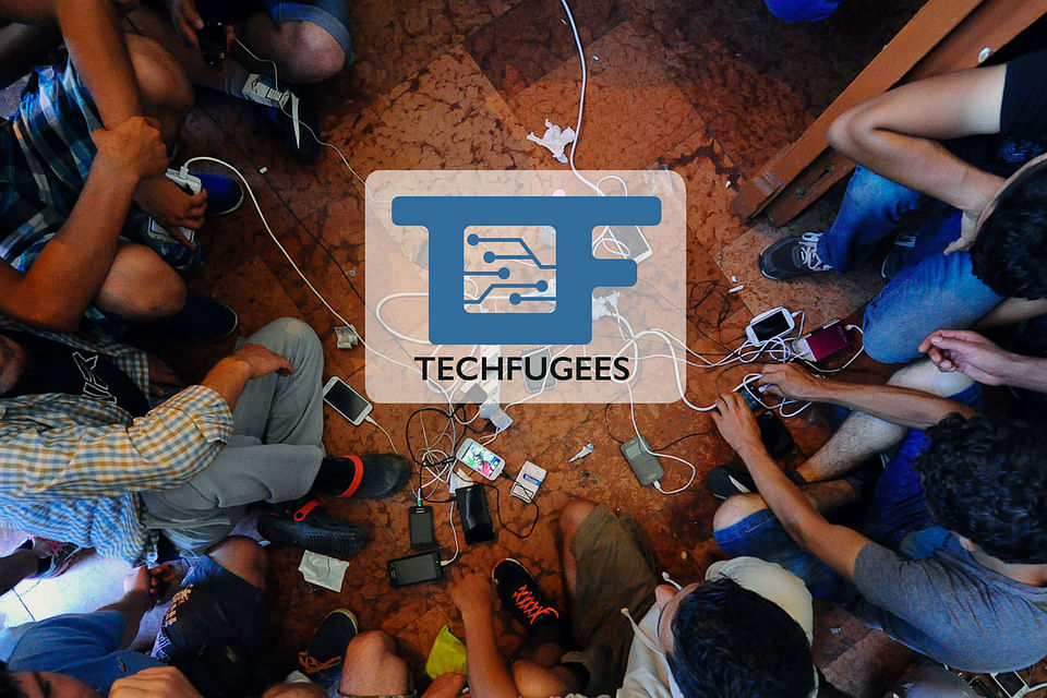 Content, strategy and training for Techfugees