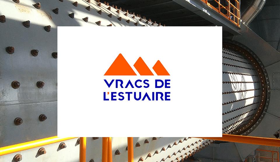 VRACS DE L'ESTUAIRE. Plateforme & Identité.
