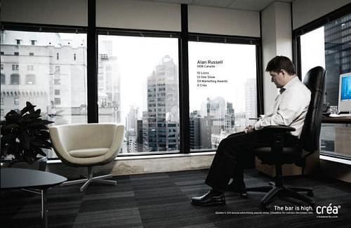 Alan Russel - Advertising