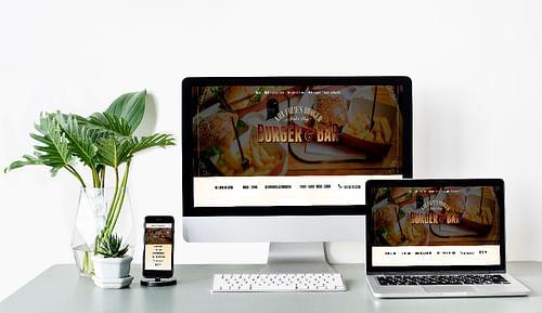 Site restauration rapide - Création de site internet