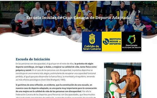 Deporte para personas con discapacidad - Digital Strategy