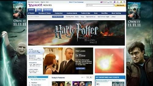 Harry Potter and the Deathly Hallows - Social Media